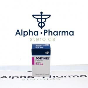 Buy Dostinex - alpha-pharma.biz