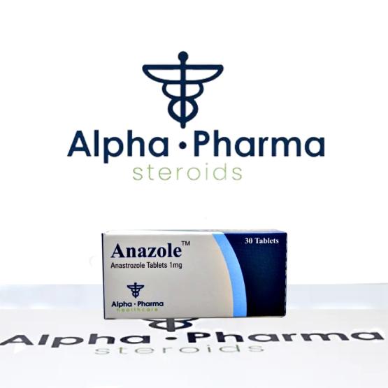 Buy Anazole - alpha-pharma.biz