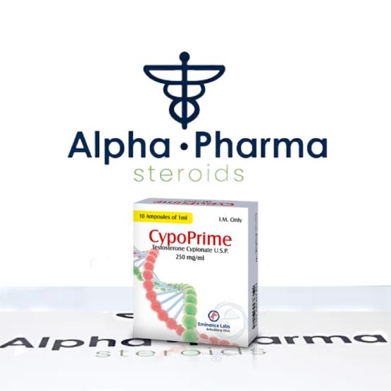 Buy Cypoprime - alpha-pharma.biz