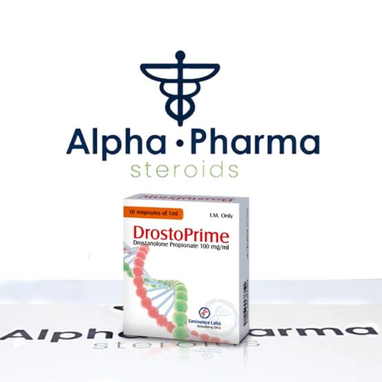 Buy Drostoprime - alpha-pharma.biz