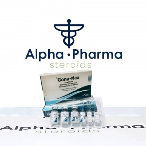 Buy Gona-Max - alpha-pharma.biz