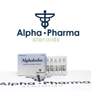 alphabolin-100 mg on alpha-pharma.biz
