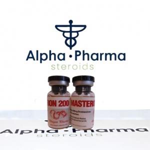 Buy Masteron - alpha-pharma.biz