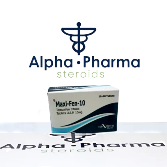 Buy Maxi-Fen-10 - alpha-pharma.biz