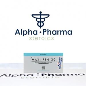 Buy Maxi-Fen-20 - alpha-pharma.biz