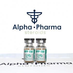 Buy NPP 150-vial- alpha-pharma.biz