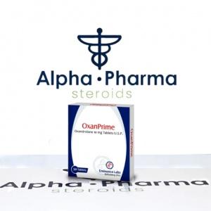 Buy Oxanprime - alpha-pharma.biz