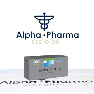 Buy Oxaver (Oxandrolone)10mg - alpha-pharma.biz