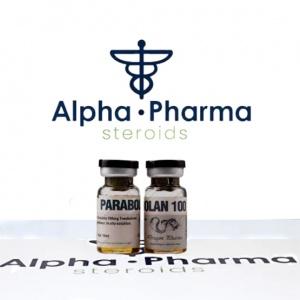 Buy Parabolan 100- alpha-pharma.biz