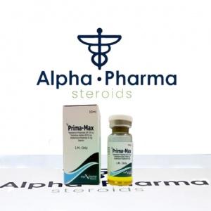 Buy Prima-Max 10ml - alpha-pharma.biz
