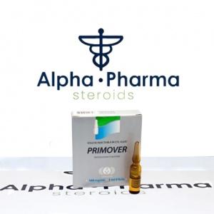 Buy Primover ampoules - alpha-pharma.biz
