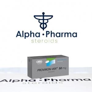 Buy Proviron-Ver 50mg - alpha-pharma.biz