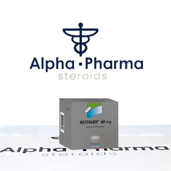 Buy Restaver 40mg - alpha-pharma.biz