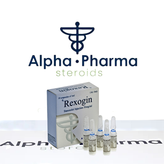 Buy Rexogin 50mg/ml- alpha-pharma.biz