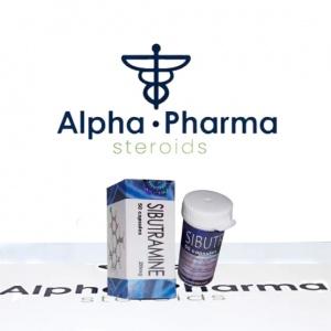 Buy Sibutramine 20mg - alpha-pharma.biz