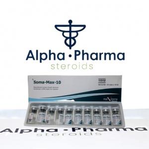 Buy Soma-Max 10iu - alpha-pharma.biz