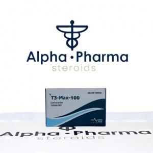Buy T3-Max-100 - alpha-pharma.biz