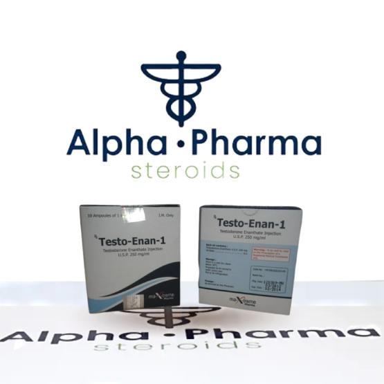 Buy Testo-Enan-1 - alpha-pharma.biz