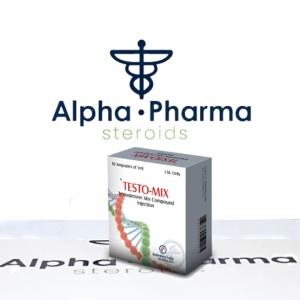 Buy TestoMix - alpha-pharma.biz