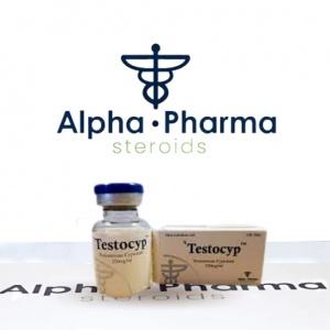Buy Testocyp - alpha-pharma.biz
