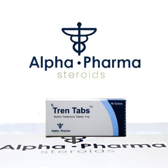 Buy Tren-Tabs - alpha-pharma.biz