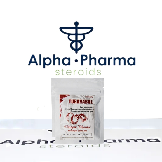 Buy Turanabol - alpha-pharma.biz