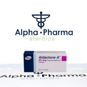 Buy Aldactone - alpha-pharma.biz