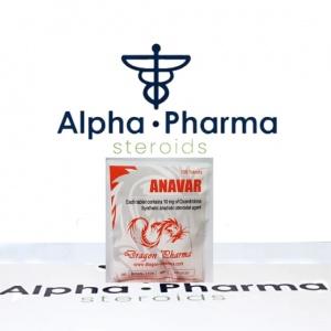Buy Anavar - alpha-pharma.biz
