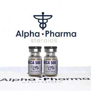 Buy Deca-500 - alpha-pharma.biz