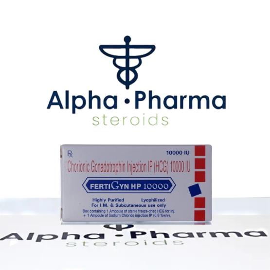 Buy Fertigyn - alpha-pharma.biz