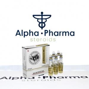 Buy Magnum-Tren-E - alpha-pharma.biz