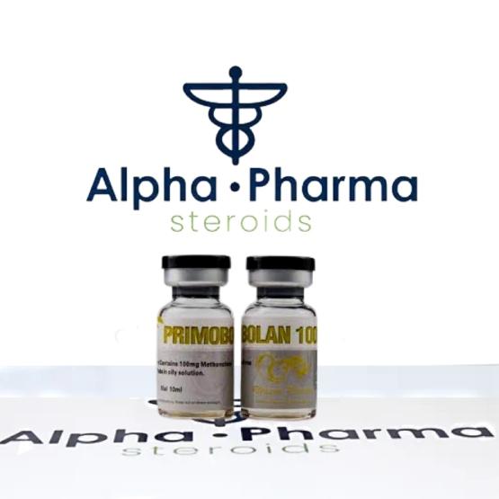 Buy Primobolan 100 (Dragon Pharma) vial - alpha-pharma.biz
