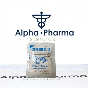 Buy Superdrol 10- alpha-pharma.biz