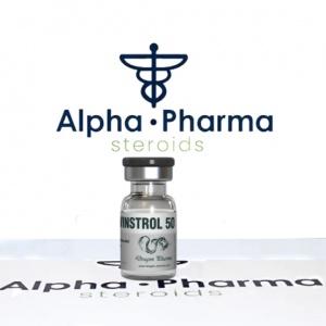 Buy Winstrol-50 - alpha-pharma.biz