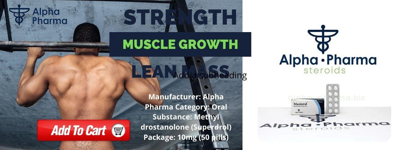 Mastoral (Alpha Pharma)