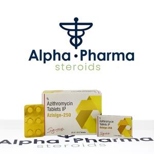 Azisign-250 on alpha-pharma.biz