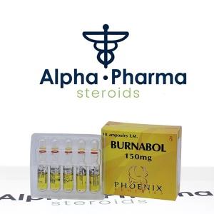 Burnabol on alpha-pharma.biz