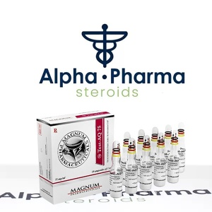 Magnum Test AQ 75 on alpha-pharma.biz