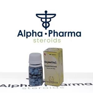 Oxymethol (Phoenix Remedies) on alpha-pharma.biz