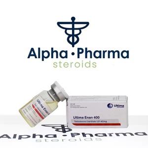 Ultima Enan 400 on alpha-pharma.biz